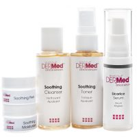 Institut Derm Ed Soothing Treatment Kit